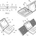 Samsung self-cradling phone patent application