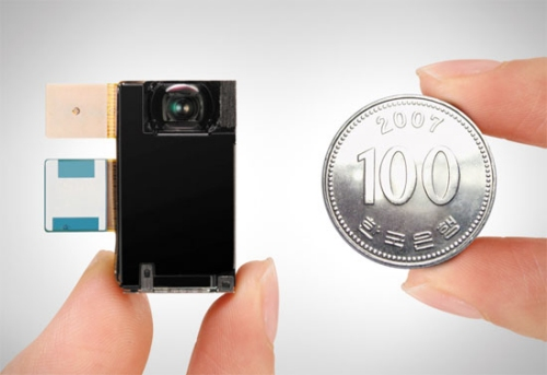 Samsung 8MP CMOS camera module claims to be world's slimmest