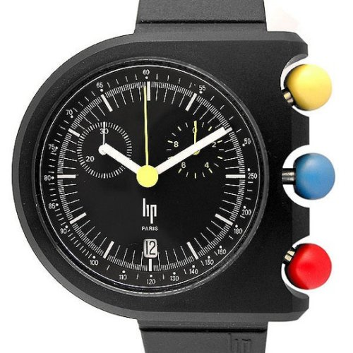 LIP Mach 2000 Dark Master watch