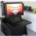 DIY Sega arcade cabinet is a geek's dream