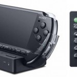 Sony launches a PSP Cradle with remote