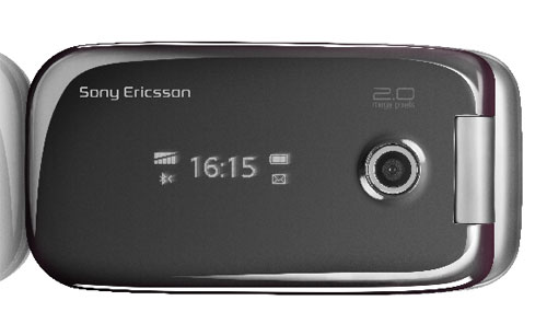Sony Ericsson Z750a Mobile Phone