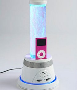 iPod sound bubbler