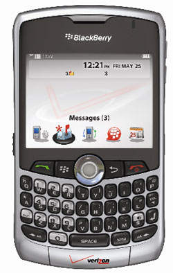 Verizon Wireless BlackBerry Curve