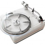 Vestax Guber CM-02 USB turntable means business