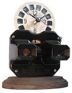 View Master clock