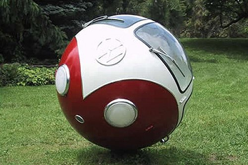 Cool and strange VW's Vw_ball