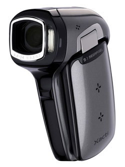 Sanyo Unveiled Today A New MPEG 4 Digital Camcorder In Pocket Sized Design It Is Called The Xacti CG9 And Pricing Finds This Product At Around