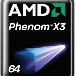 AMD ships a trio of triple-core processors