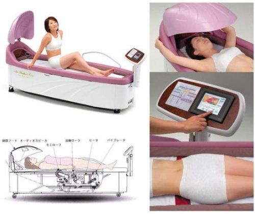 Robotic Massager will rub you the right way