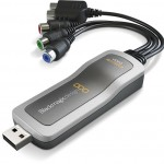 Blackmagic Video Recorder offers USB video capturing