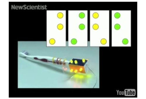 Researchers make brushing your teeth a game