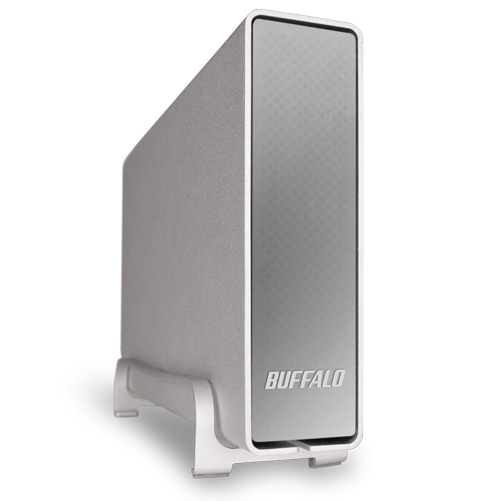 Buffalo 1TB external hard drive DriveStation Combo4