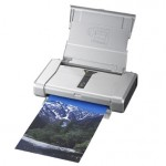 Canon unveils new mobile printer