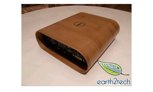Dell unveils tiny eco-computer concept