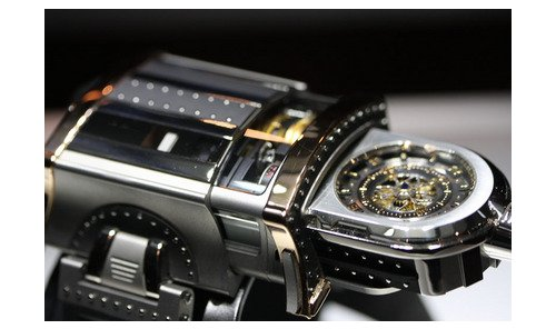 If space pirates had watches…