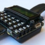 DIY uWatch: the scientific calculator wristwatch
