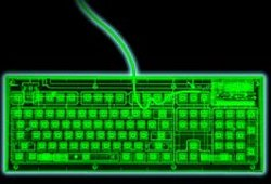Dynamo Green keyboard uses kinetic energy