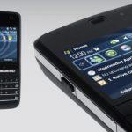 Elektrobit PDA style Satellite phone