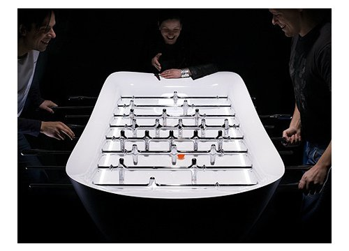 "Foosball gets some serious style with ""Eleven"""