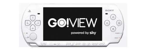 PlayStation and Sky launch Go!View for the PSP