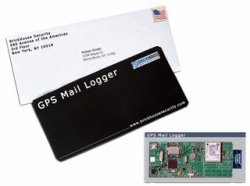 GPS Mail Logger will track your mail