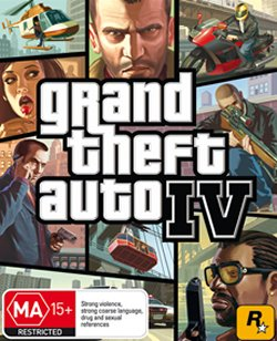 Grand Theft Auto IV edited version goes to Australia