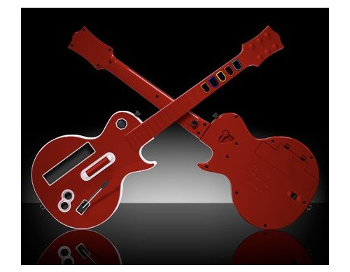Colorware now pimping Guitar Hero axes
