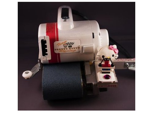 The Hello Kitty power sander