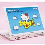 Epson Endeavor NJ2100 Hello Kitty laptop