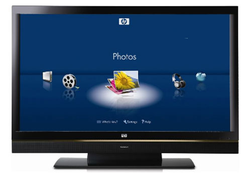 HP MediaSmart TV