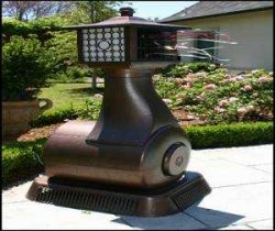 Intelli Cool: Outdoor air conditioning