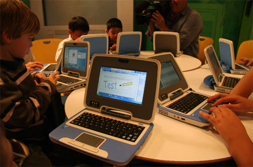 Intel Classmate: The Next Generation