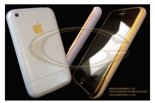 iPhone Solar Star edition from Goldstriker