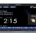 Alpine ships IVA-W505 advanced car head unit