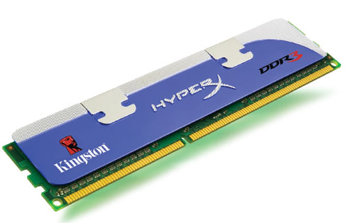 Kingston HyperX DDR3 1600Mhz