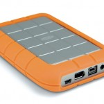 LaCie bumps Rugged Hard Disk to 500 GB ceiling