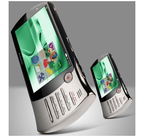 Lenovo to Release Ideapad U8 UMPC