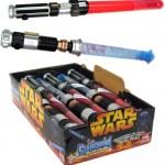 Candy lightsabers filled with…goo