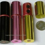 Lipstick taser in stunning colors