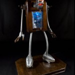 Little Big Man: A robot with a robot inside