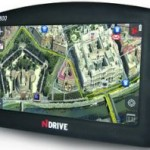 NDrive G800 GPS: Real photography Navigation