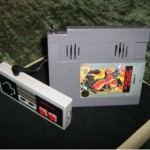 NES MP3 player and speaker mod