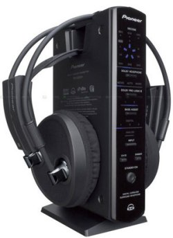 Pioneer SE-DRS3000C Digital Wireless Headset