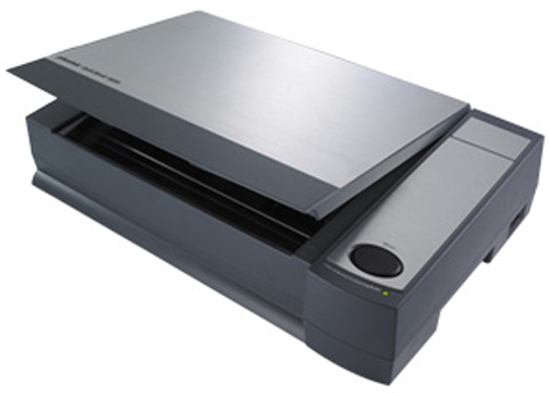 Plustek OpticBook 4600 Scanner
