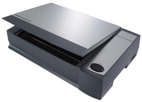 Plustek OpticBook 4600 Scanner