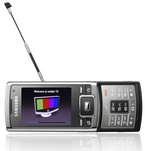 Samsung P960: A TV-phone for the European market