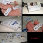 Super Nintendo papercraft is ultra portable