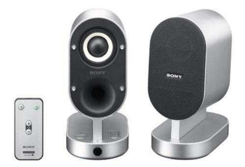 Sony SRSZX1 2.0 speaker system