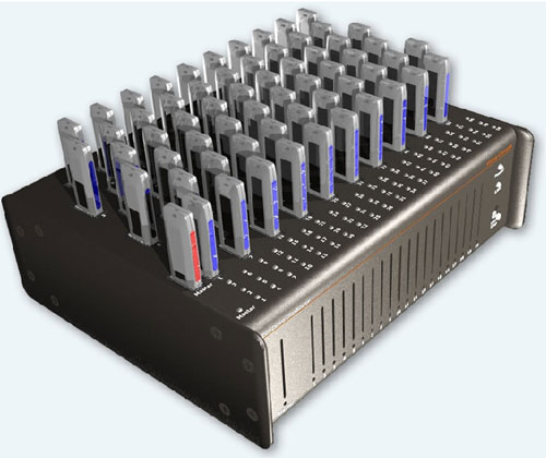 Virtual Console USB duplicator